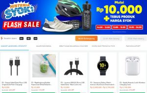 flashsale di blibli